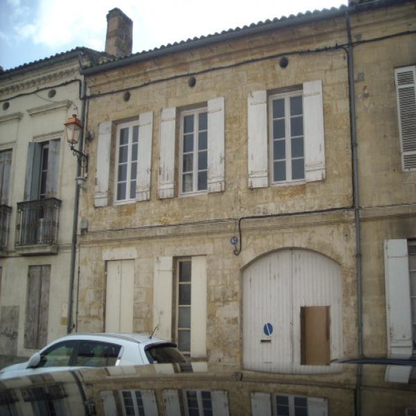 Offres de vente Immeuble Castillon-la-Bataille 33350
