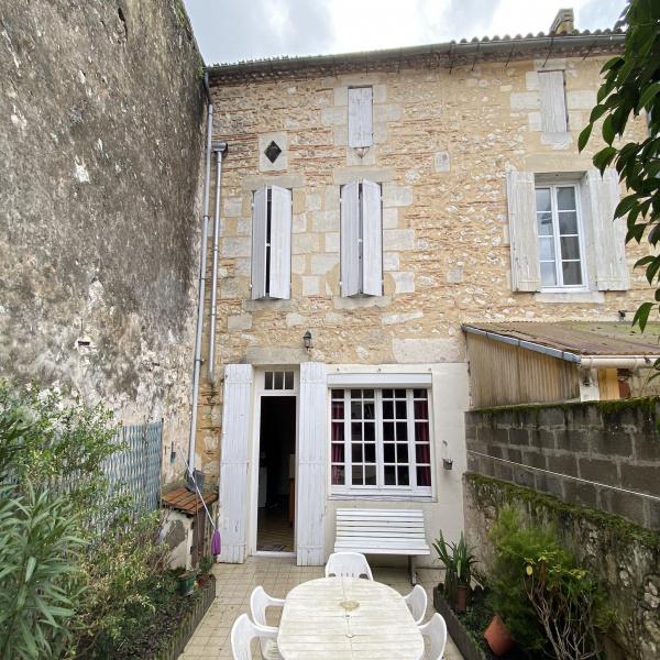 Offres de vente Maison de village Port-Sainte-Foy-et-Ponchapt 33220