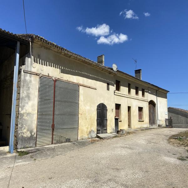 Offres de vente Maison Lussac 33570